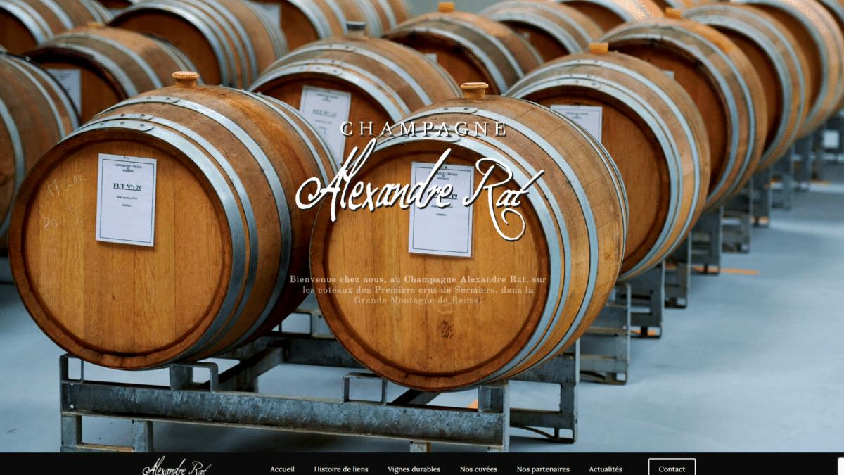 Champagne Alexandre Rat